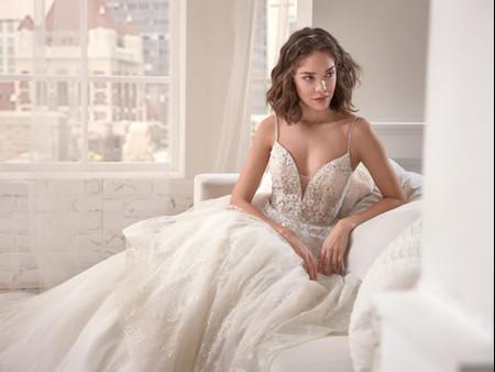 Jolies 2020 : la mariée aérienne et légère
