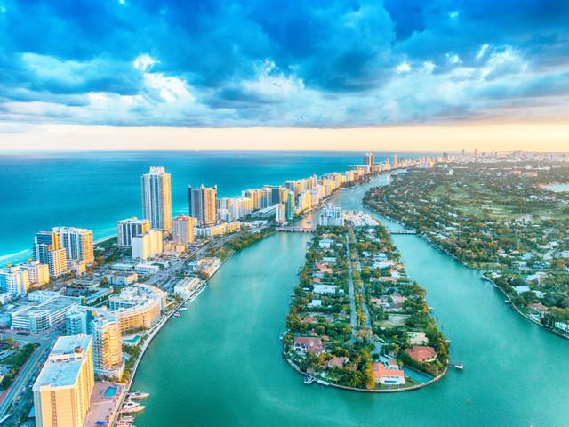 Lune de miel à Miami : un séjour aux mille éclats !