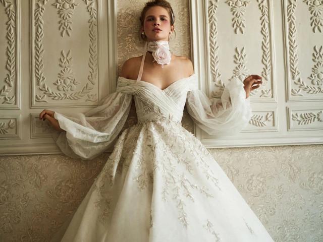 Robes de mariée Saiid Kobeisy : collections printemps et automne 2020