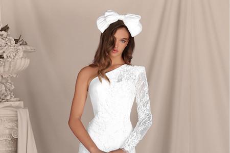 Tarik Ediz 2021 : des robes de mariée et des accessoires superbement coordonnés !