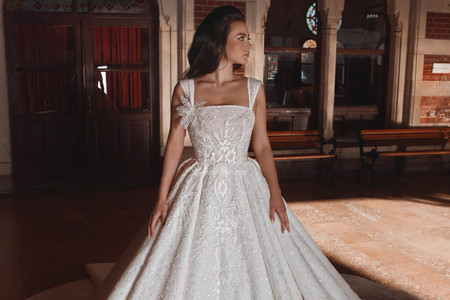 Les robes princesses de Dovita Bridal 2021