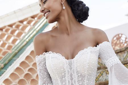Twist de modernité : les 5 particularités des robes de mariée 2022 by Ronald Joyce