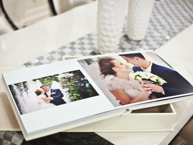 Comment choisir le livre photo du mariage ?