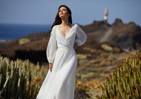 Mariée pressée ? Les robes de mariée best-sellers de Pronovias en livraison express !