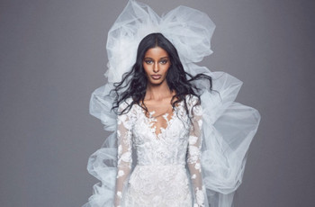 8 tendances nuptiales à la New York Luxury Bridal Fashion Week