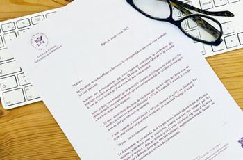 Lettre-réponse du gouvernement : en exclu, l'annonce du retour des mariages