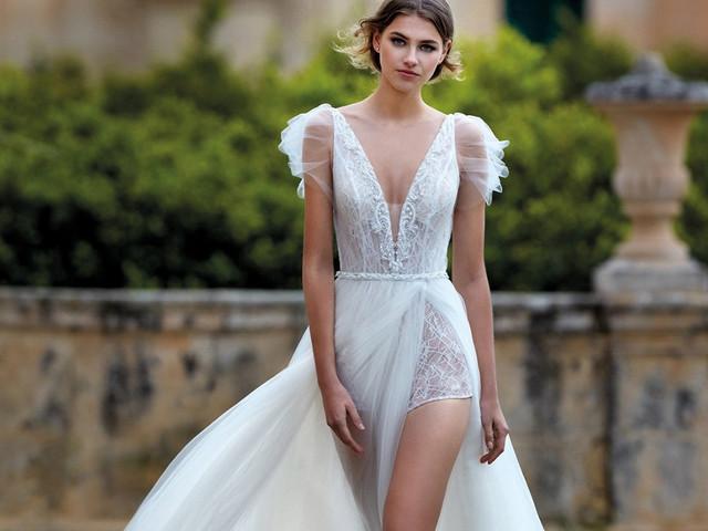 10 robes de mariée shorty : vous dites oui ?