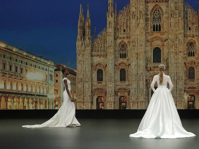 Nicole Milano 2021 : un défilé de robes de mariée avec pour thème la Renaissance