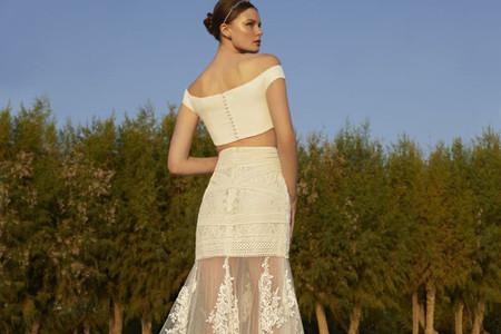 30 robes de mariée mini-jupe : l'art de porter du très court !