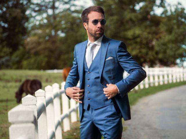 Costumes Camilliano : l'élégance et la mode masculine d'aujourd'hui