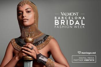 Les robes de mariée 2020 de la Valmont Barcelona Bridal Fashion Week à découvrir en direct
