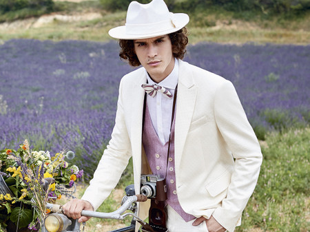 Le marié en blanc : 5 styles qui vous invitent à porter un costume éclatant