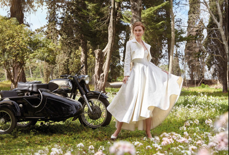 55 robes de mariée à la jupe qui tourne!
