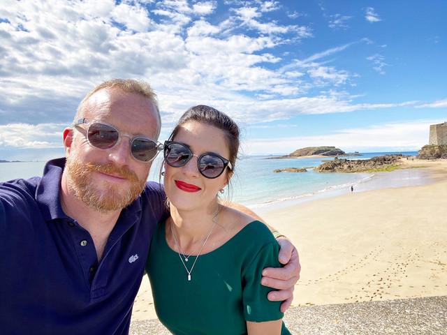 75ème tirage au sort : Elodie et Adam, les gagnants « les plus heureux du monde»!