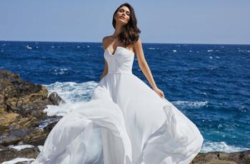 Nouvelle collection Pronovias Première : des robes de mariée inspirées des stars des tapis rouges