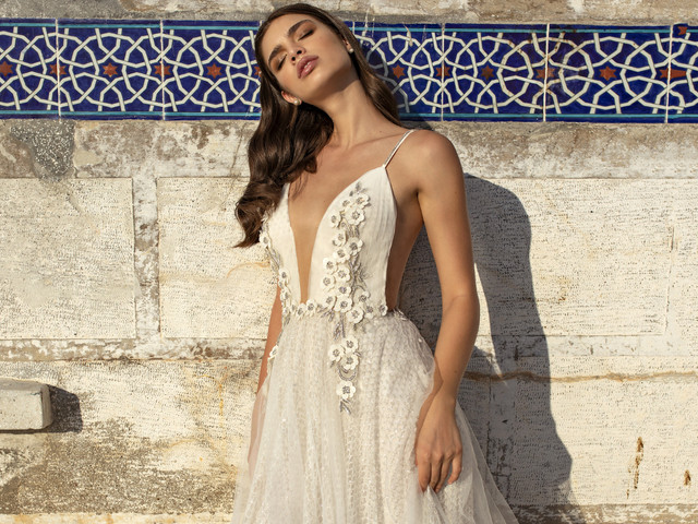 Dovita Bridal collection Kolibri 2020 : un luxe de détails voluptueux