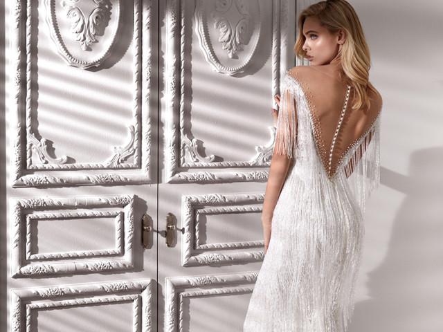 30 robes de mariée 2020 qui s'inspirent des années folles