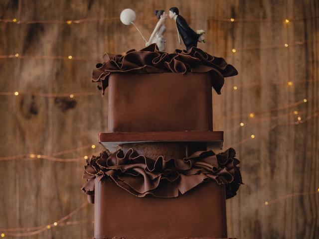 Wedding Cake au chocolat : découvrez 6 variantes !