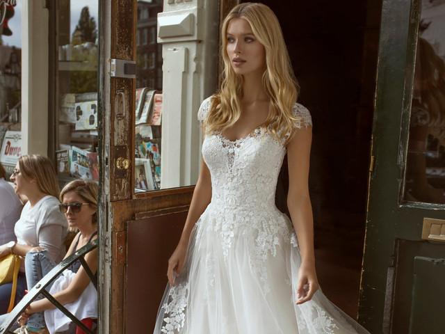 Modeca 2020 : le paradis blanc des mariées dans l'air du temps
