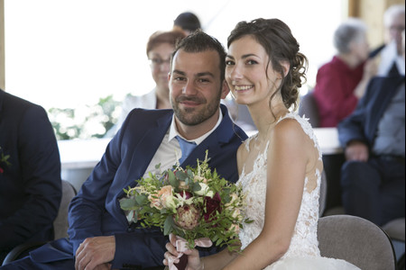 74ème tirage au sort : 4.000 euros pour les noces de coton de Violette et Jérémy
