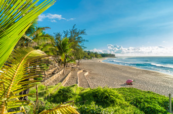 France d'outre-mer : top 10 des plus belles plages pour votre lune de miel