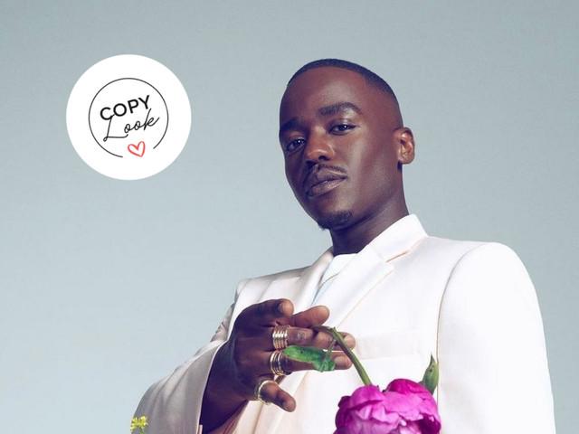 8 looks de Ncuti Gatwa (Sex Education) qui sont de parfaits modèles pour votre costume de marié