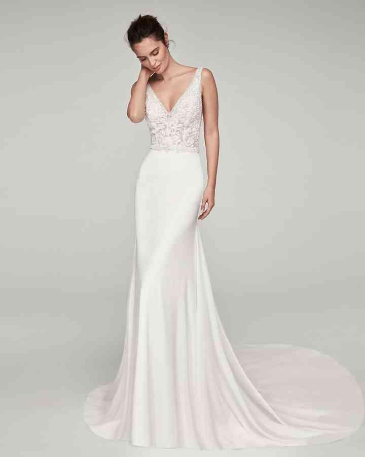 the best attitude biggest discount picked up 60 robes de mariée simples, idéales pour votre cérémonie civile