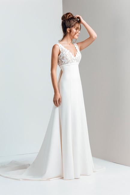 Robes de mariée empire : 30 modèles à la