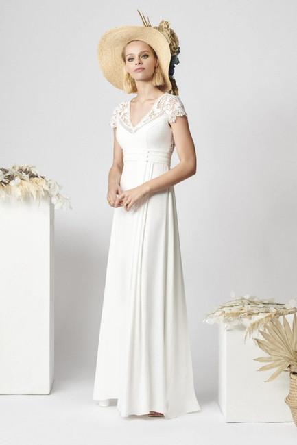Robes De Mariee Empire 30 Modeles A La Grecque Pour Le Grand Jour