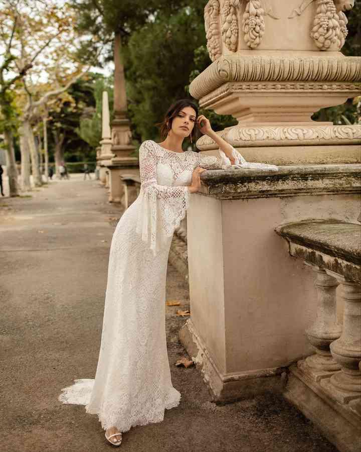 100 robes de mariée vintage pour un look