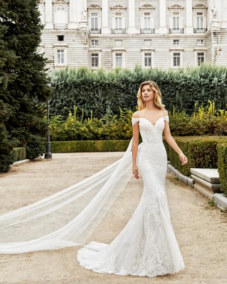 100 Robes De Mariee Sirene Les Plus Tendances De La Saison 2020