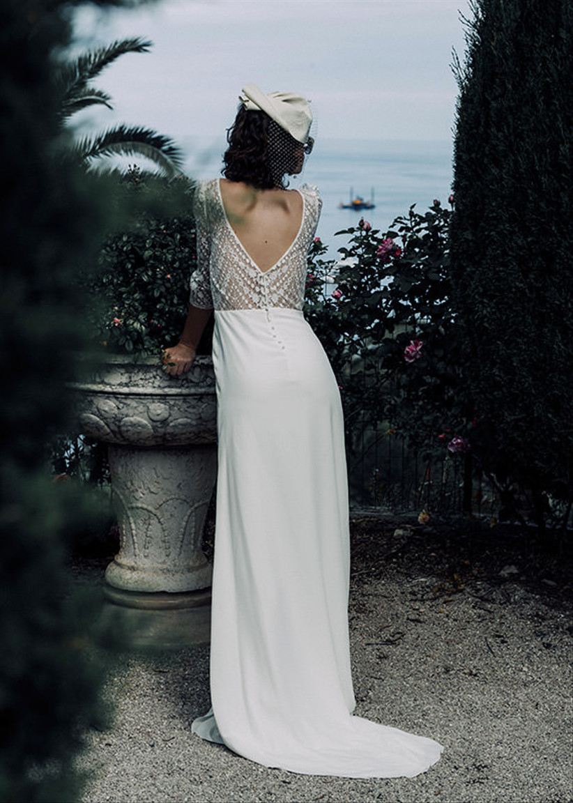 Laure de Sagazan - robes de mariée 2020 :