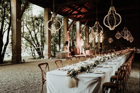 Lampes pour mariage : décorer et éclairer par la même occasion