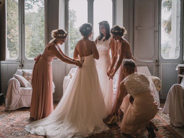 La playlist qui accompagnera votre habillage le jour du mariage !