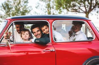 Voitures de mariage pour toute la famille : optimisez vos déplacements !
