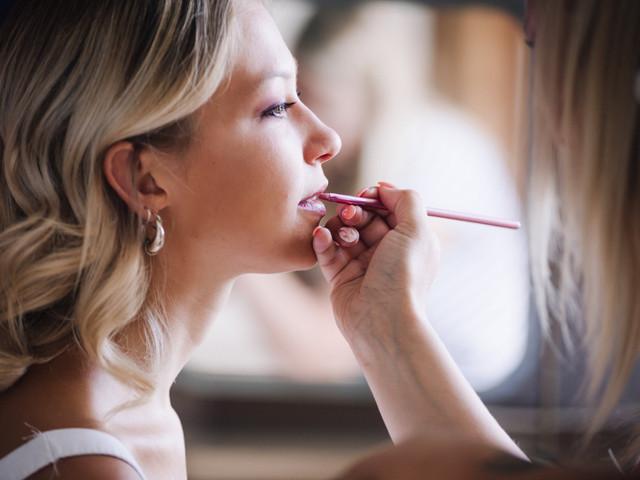 Tuto maquillage pour mariage : le nude rosé pas à pas