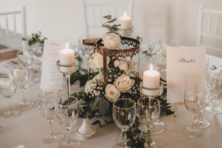 Centres de tables chics pour tous les styles de mariage