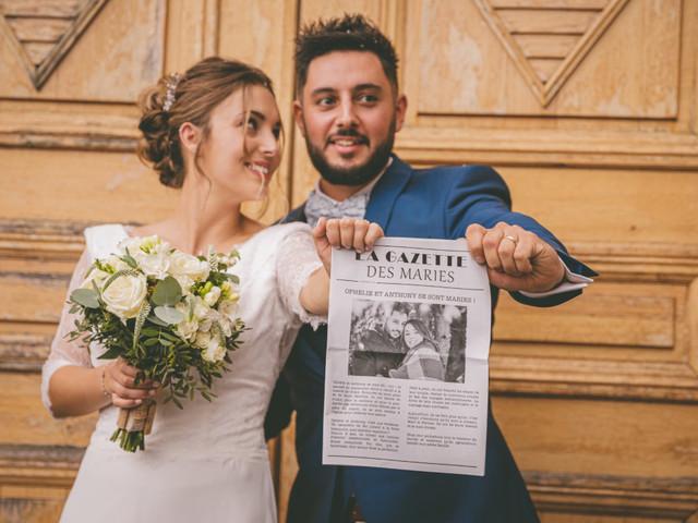 Gazette des mariés : comment la réaliser ?