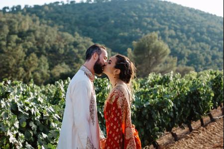 Mariage ambiance Bollywood : du style et des couleurs !