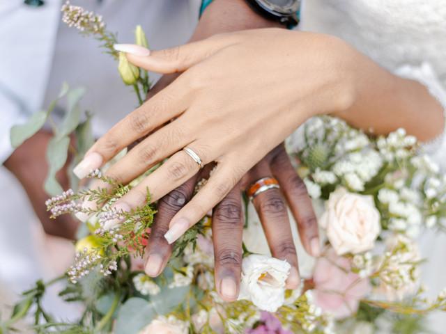 Ongles en gel pour la mariée : une technique qui fait toujours plus d'adeptes !