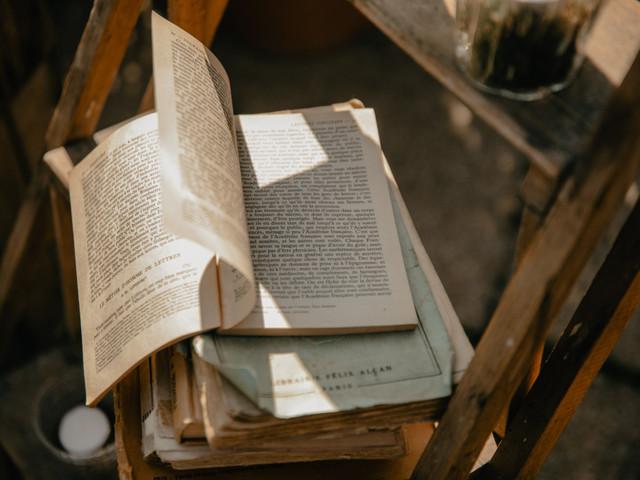5 livres avec de belles histoires d'amour à offrir à votre amoureux (-se)