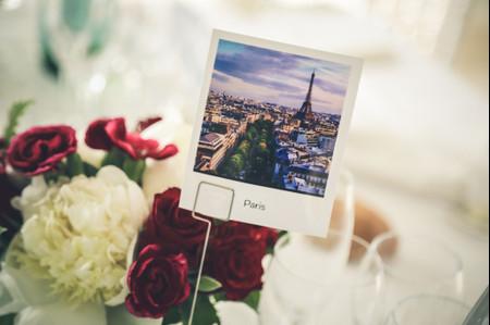 Mariage sur le thème de Paris : les idées déco à copier
