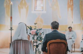 Se marier à l'église sans être baptisé, quelles possibilités ?