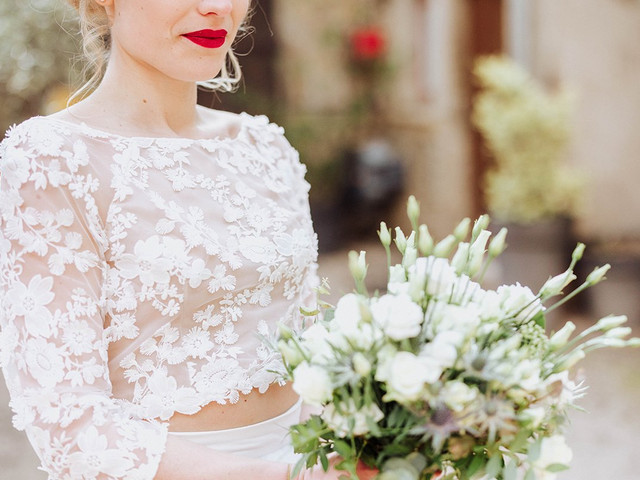 Tendance No Bra : 8 looks de mariée avec lesquels on peut se passer de soutien-gorge