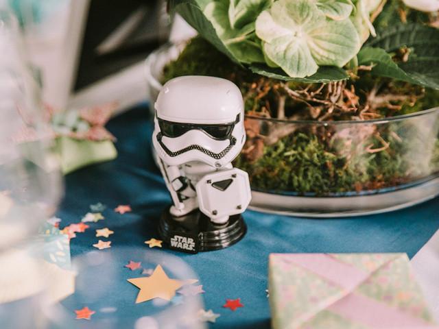 Star Wars : que la force soit avec votre mariage !