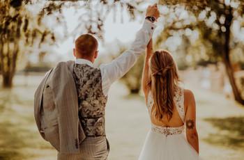 Mariages vs Coronavirus : l'amour gagne et se tourne vers l'avenir !
