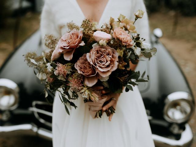 Couleurs fanées pour mariage vintage : sachez faire les bons choix