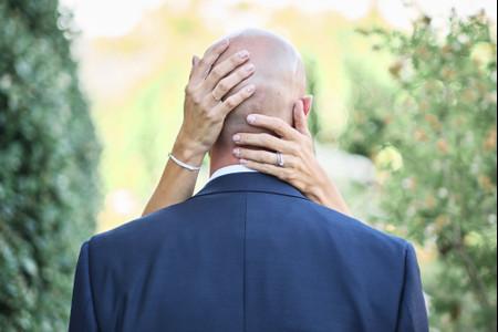 Mariés chauves : 5 secrets pour prendre grand soin de votre crâne