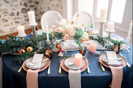 Tables de mariage ovales : 5 astuces déco du plus bel effet
