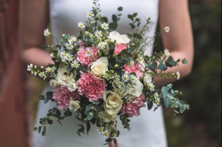Bouquet de mariée romantique : les goûts d'aujourd'hui
